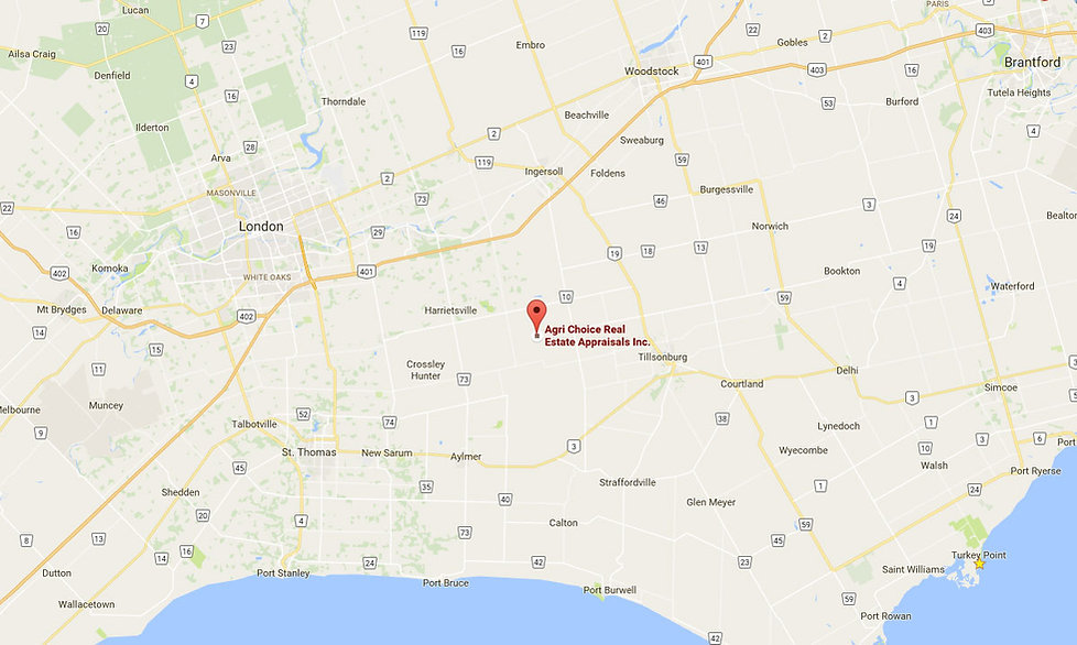 Farm Appraisals Ontario Agri Choice Real Estate