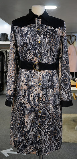 K-Design Paisley Pattern Dress