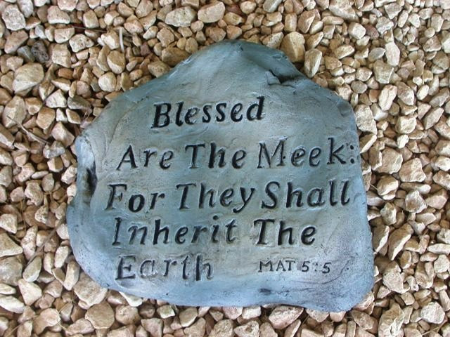 'Blessed Are The Meek'