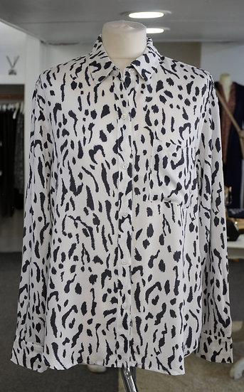 Rails Rocsi Ivory Cheetah Shirt