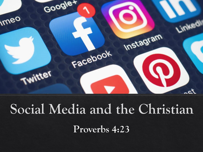Social Media and the Christian
