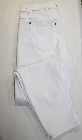 Anna Montana Magic Stretch Slim Fit White Jeans