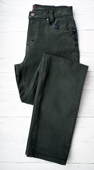 Anna Montana Olive Slim Fit Jeans