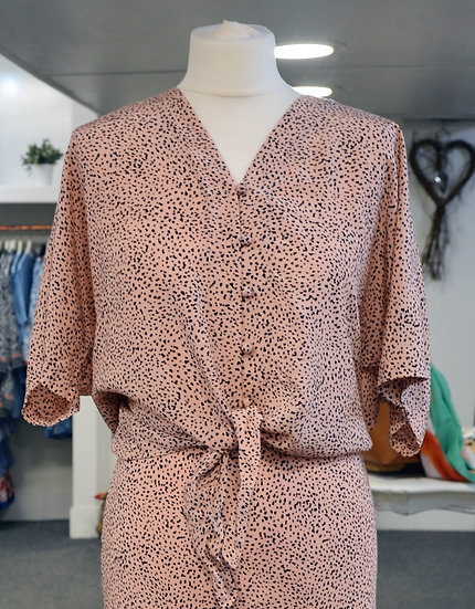 Rails - Thea - Rose Spotted Blouse
