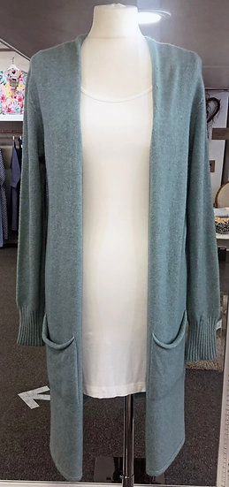 Mint Knitted Cardigan