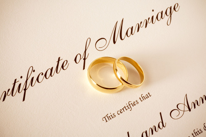 Marriage, Divorce & Remarriage