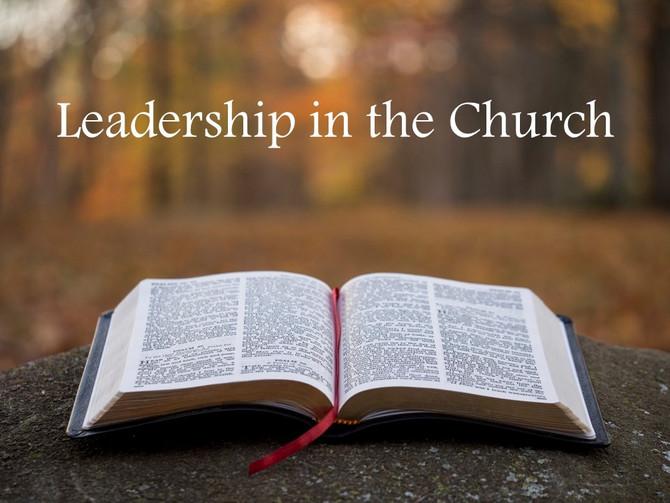 Leadership in the Church