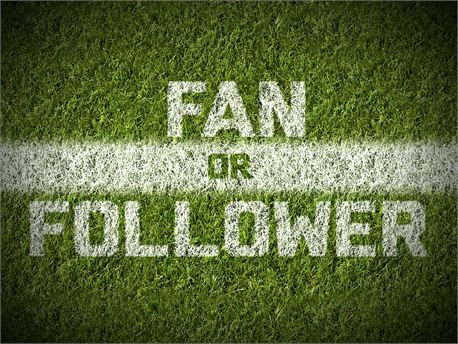Are You a Fan or a Follower of Jesus?