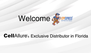 New Exclusive Distributor in Florida!