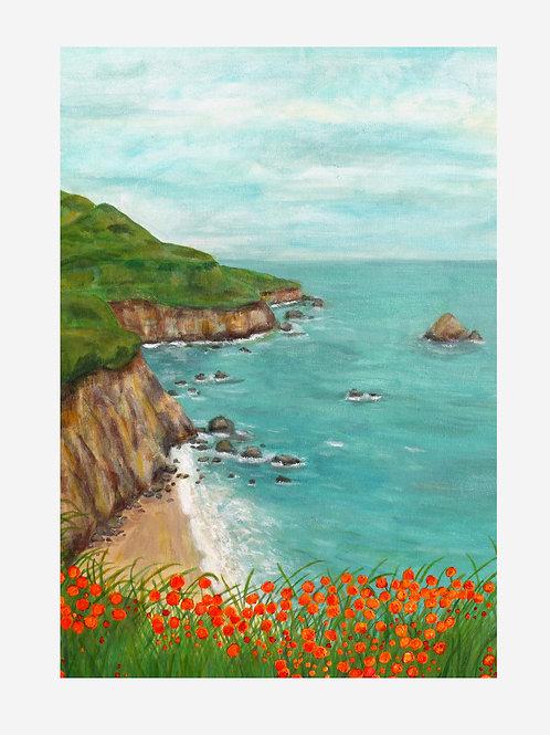 Dreamin' (Gubernick Brixby Cliffs, California)