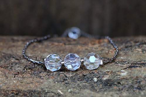 'Crystal' Adjustable Bracelet