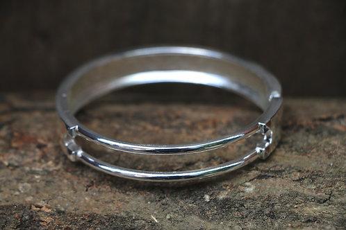 Twin Lock Bracelet
