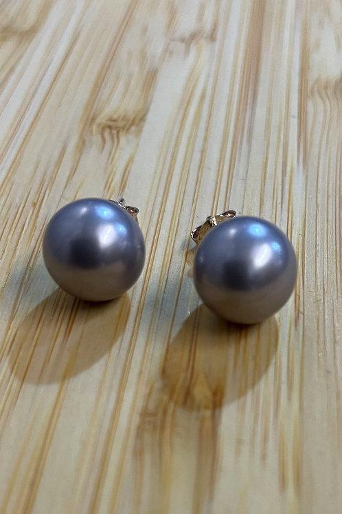 Grey Pearl Ears