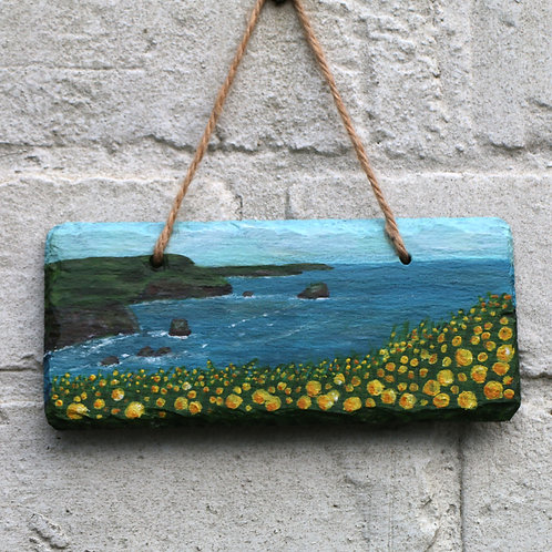 Gooden Heave Point Hand Painted Rectangle (18x8cm)