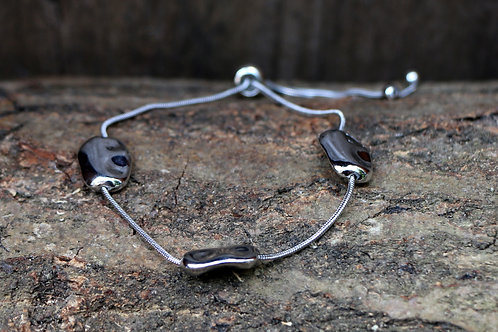 'Lozenge' Adjustable Bracelet