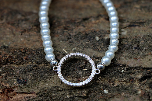 Diamante Ring Bracelet