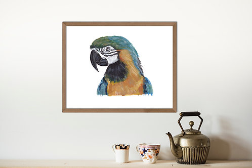 Polly - Gallery Quality Print