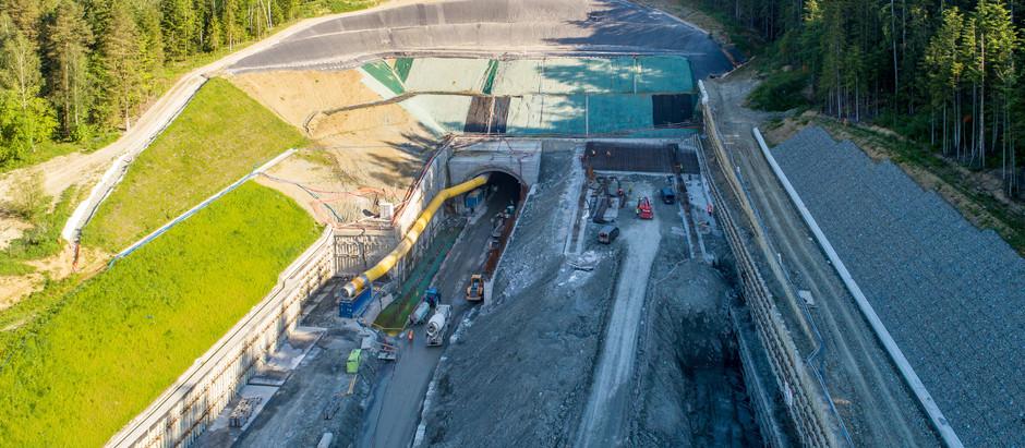 SAXAT - Inspektionsmeddelande AV #1 - Byggarbetsmiljö - Tunnlar