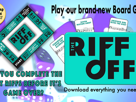 The Riff Off!