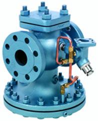Редуктор для пара используется на паровых трубопроводах для контроля предельно допустимого давления пара в системе.