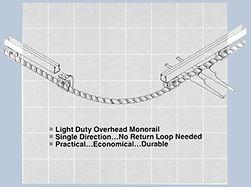 Конвейер для транспортировки изделий по направлению из точки в точку или вдоль гладильной зоны для сбора готовых изделий.