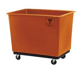 Выпускается с подъемным дном, чехлом от 200 о 600 литров объем.