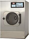 Стиральные машины Milnor, подрессоренные или неподрессоренные, с возможностью подключения жидких моющих средств, прачечное оборудование