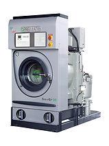 Машины химчистки с двумя или тремя баками для растворителя, с дистилятором или без