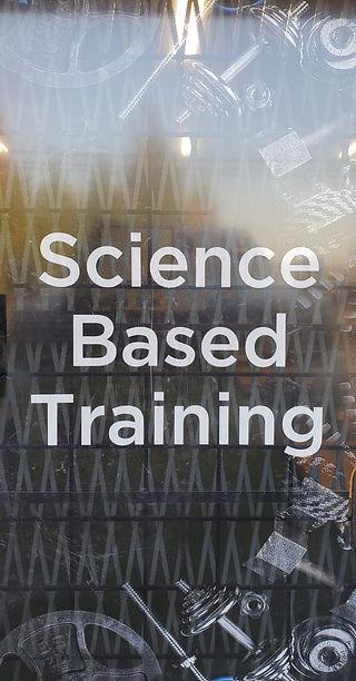 Science-based training