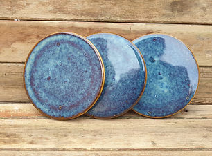 Handmade Ceramic Coaster Sets