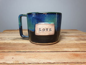 Customisable, Personalised Pottery Mug Sets