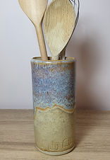 Handmade Ceramic Utensil holder