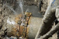 broken water pipe insurance claim Marlton NJ