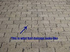 hail damage insurance claims Voorhees NJ