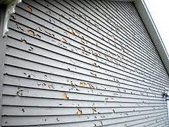 siding damage insurance claims