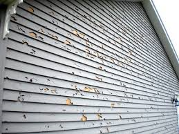 siding damage