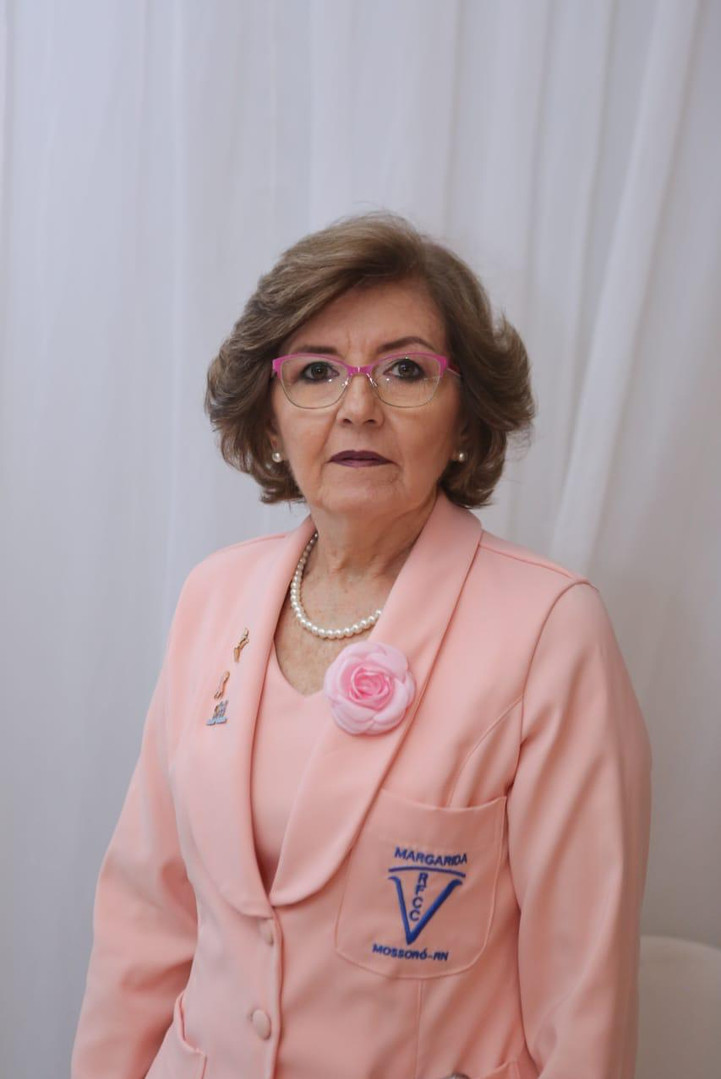 Margarida Costa - Presidente da Rede Fem