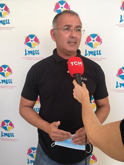 Paulo Henrique Monte - Presidente LMECC.