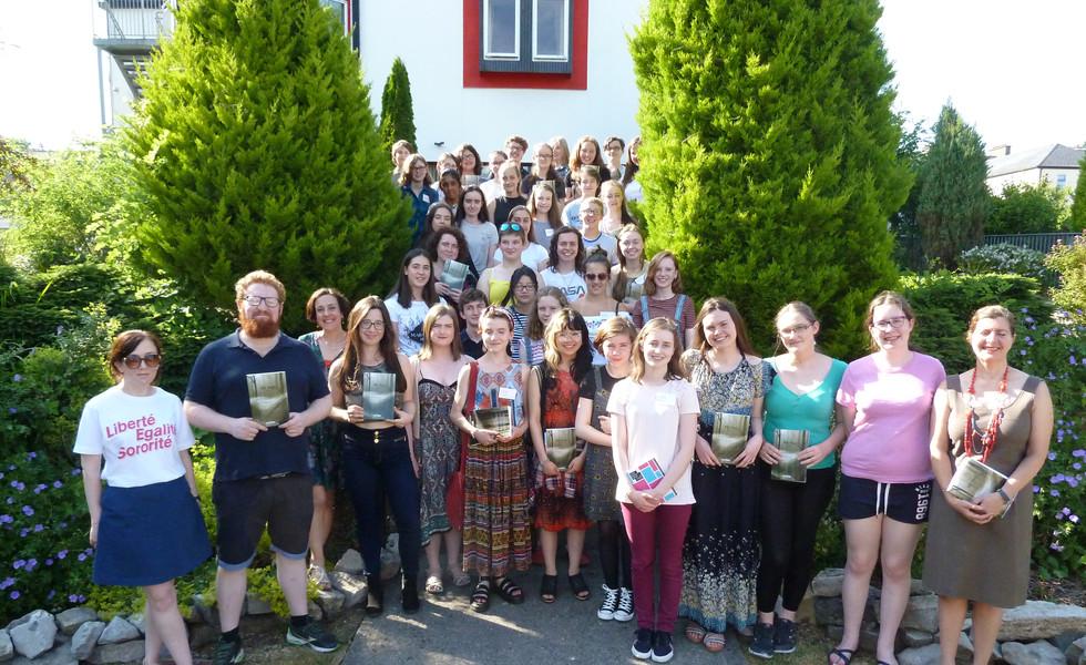 Wild Words Book Launch 2018