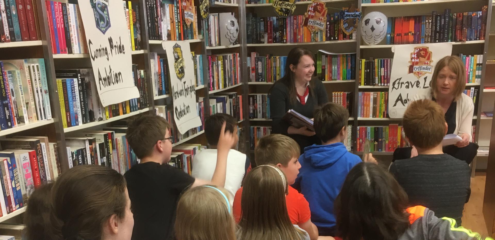 Harry Potter Workshop at The Reading Room Bookshop