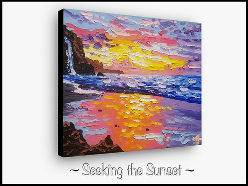 Seeking the Sunset
