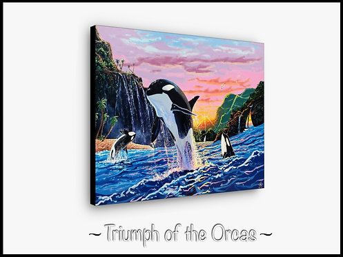 Triumph of the Orcas