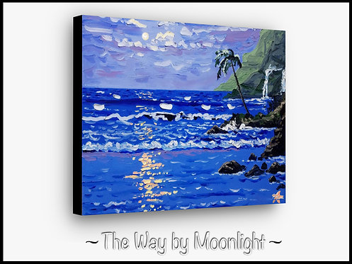 The Way by Moonlight