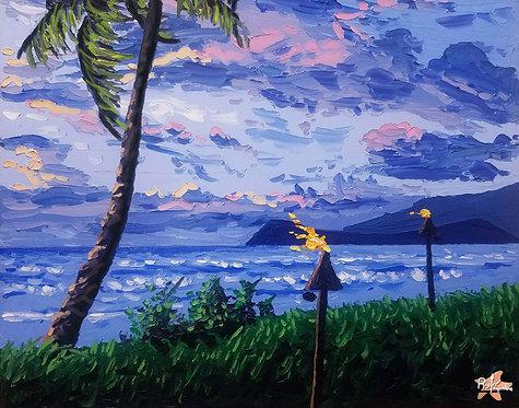 Tiki Evening