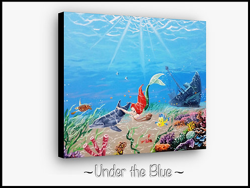 Under the Blue
