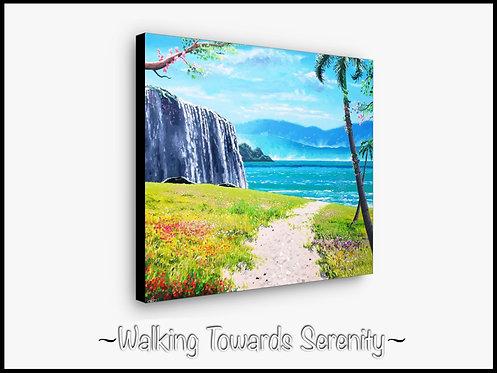 WalkingTowards Serenity