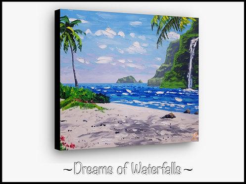 Dreams of Waterfalls