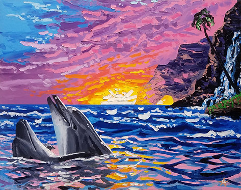 Dolphin Bliss