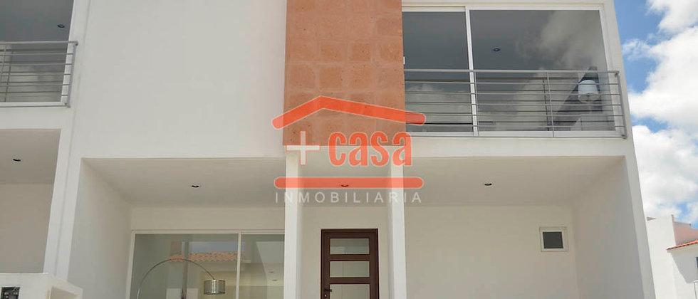 Casa Zibata Turquesa