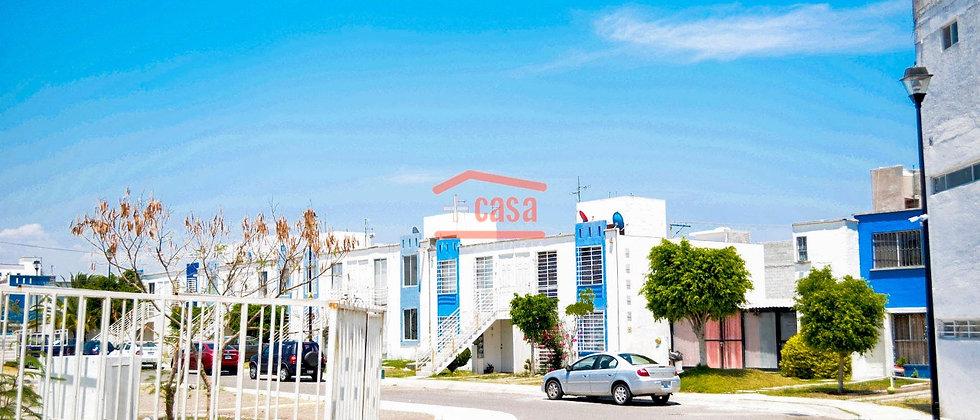 Casa duplex amueblada La Loma